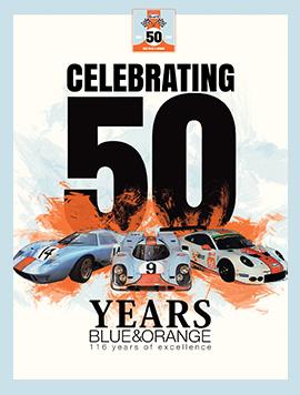 Gulf Celebrating 50 Years